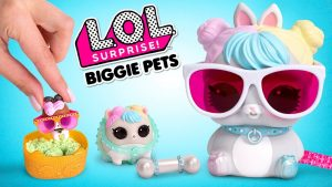L.O.L. ¡Sorpresa! Biggie Pets   Serie Eye Spy