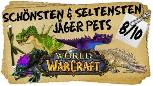 Schönsten & Seltensten Jäger Pets! 8/10 [Raptoren, Teufelssaurier uvm.]