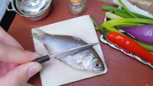 Yummy Fish Stew Recipe In Miniature Kitchen | ASMR Cooking Mini Food