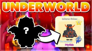 *NEW* PET SWARM SIMULATOR UNDERWORLD UPDATE! NEW WORLD! NEW PETS! AND MUCH MORE!