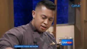 Pinoy chef na pork sisig ang ibinida, wagi sa isang cooking show sa Amerika | Saksi