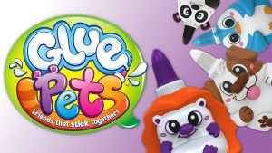 Glue Pets | Friends that Stick Together