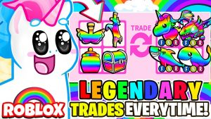 IF YOU TRADE THESE YOU WILL GET LEGENDARY PETS! Roblox Adopt Me Trading