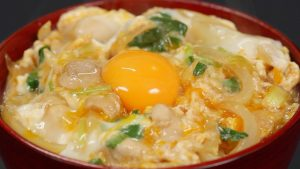 Oyakodon Recipe (Chicken and Egg Bowl) | Cooking with Dog