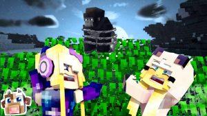 ISY und RONJA RETTEN ein BABY ÄFFCHEN?! – Minecraft PETS