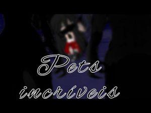 •°• Pets incríveis •°• EP-4 [série Gacha club] XxHinazunaka – ChanxX ~Originals~