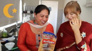 COOKING SHEER KHURMA WITH MY INDIAN MOTHER IN LAW | EID SPECIAL RECIPE