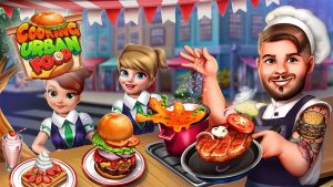 Cooking Urban Food – Official iOS Launch Trailer