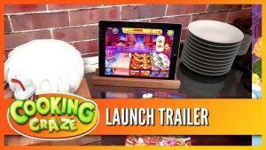 Cooking Craze – Gameplay Preview