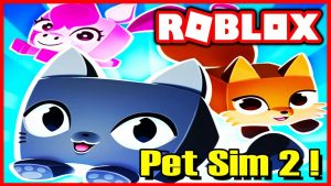 PET SIMULATOR 2 + TODOS Los GAMEPASSES GRATIS !! ( Sin Robux )